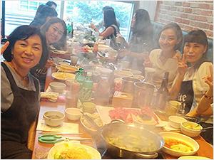 아동가족학부 봄학기 종강파티