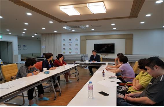 복지시설경영 스터디 모임 : 노인주간보호센터의 설립과 운영