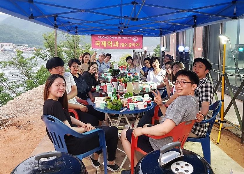 2018학년도 국제학과(영어, 중국어) Camp