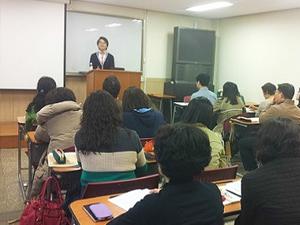 2015 사회복지학부 오프라인 수업 및 특강