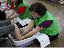 사회복지학부 봉사활동 동아리 섬기미 4월 활동