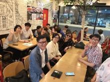 국제학과 EZ (English Zone) 동아리 모임 및 학과 종강모임