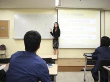 국제학과(영어, 중국어) 특강 <영어면접 잘하는 법>