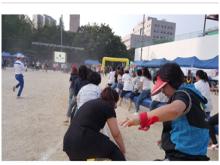 2017년 9월 9일 한마음 가을 체육대회 개최